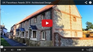 Passivhaus Trust Award Video on YouTube
